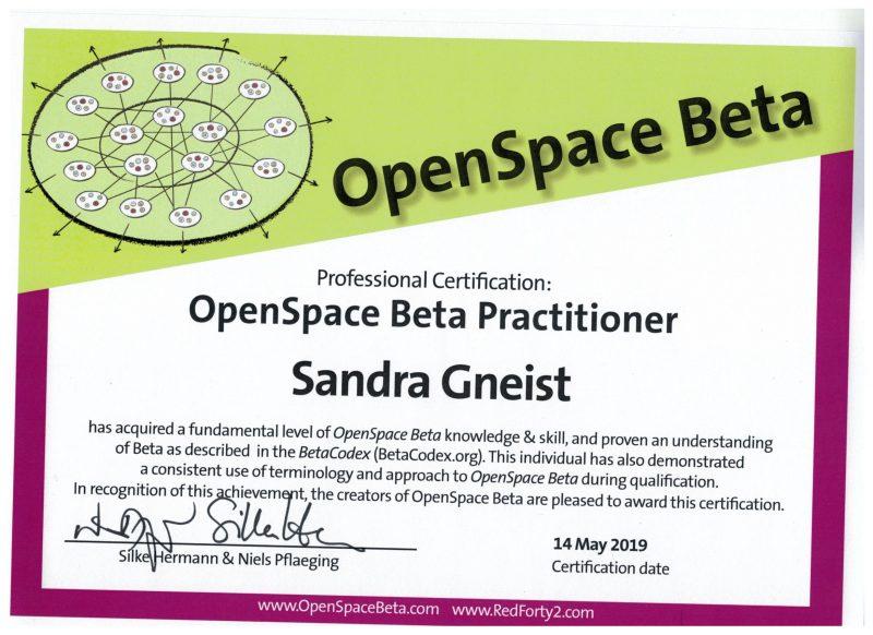 Open Space Beta